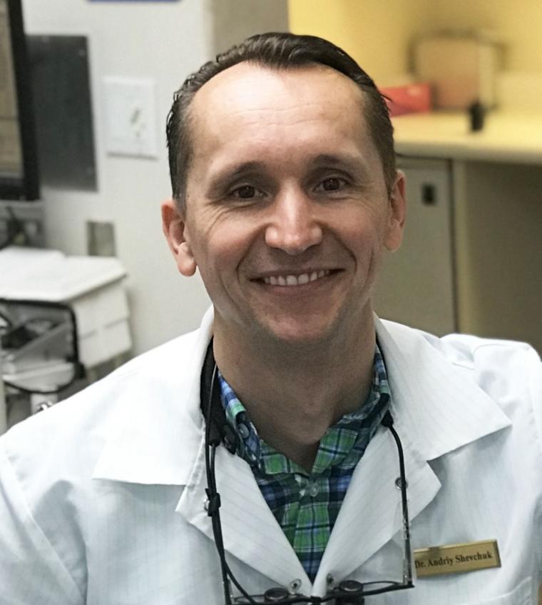 Dr. Andriy Shevchuk